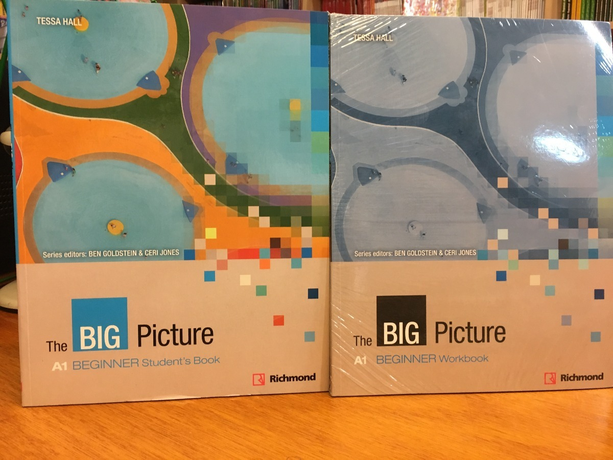 Big picture a1 beginner student s book workbook richmond cargando zoom gumiabroncs Image collections