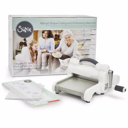 big shot sizzix $160+iva