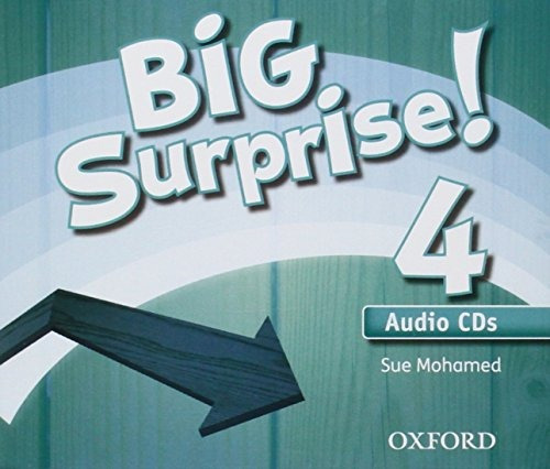 big surprise 4: class cd (3) sue mohamed