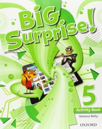 big surprise ! 5 activity book - oxford