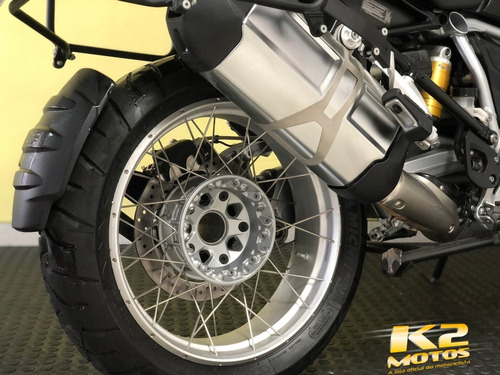 big trail bmw r1200 gs premium c/ chave de presença completa