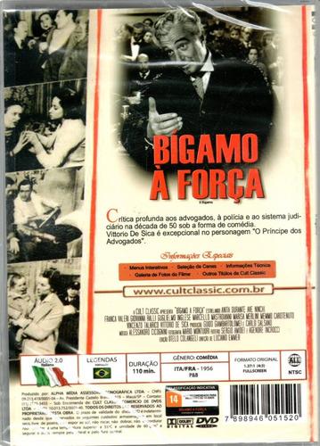 bigamo a forca - dvd cultclassic - bonellihq p20