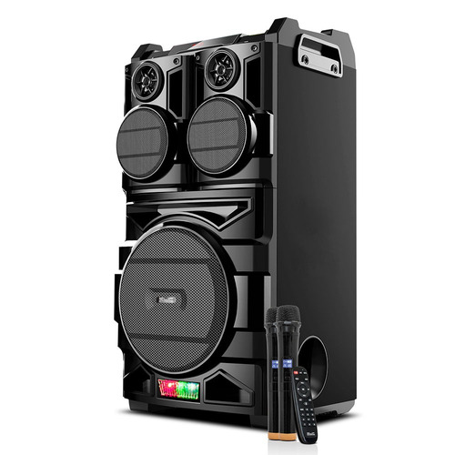 bigbash | sistema de altoparlantes