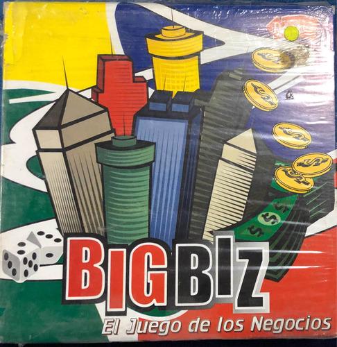bigbiz juego mesa