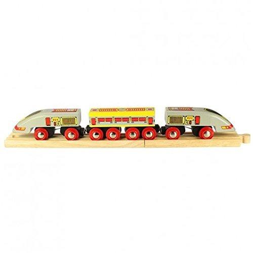 bigjigs rail bullet train - otras marcas principales de
