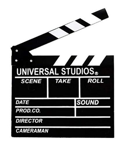 bigotters movie film clap board, hollywood