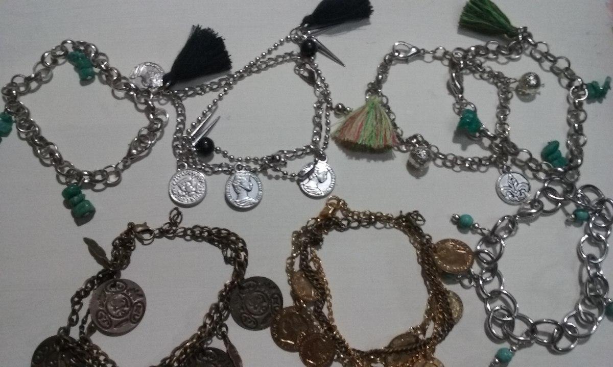 dc8e243d33d1 bijouterie accesorios lote mayorista collares pulseras aros. Cargando zoom.