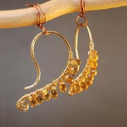 bijoux lujo 035 - oro
