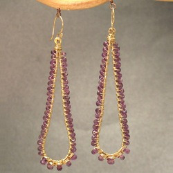 bijoux lujo 116 - plata