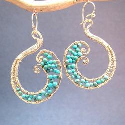 bijoux lujo 176 - plata
