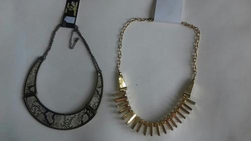 bijuteria jóia max colar