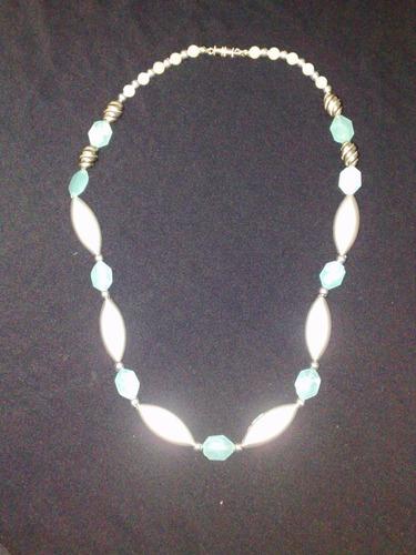 bijuterias artesanais - colar artesanal - peça exclusiva