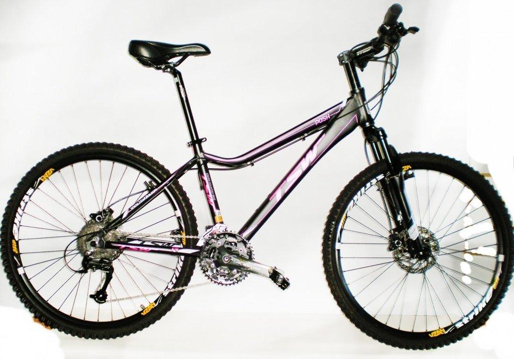 0c5234ffd Bike 29 Feminino Mtb Tsw Posh Shimano Acera 27 Vel - R  2.539