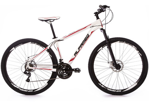 bike alfameq zahav aro 29 quadro 17 disco 21 velocidades