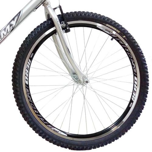 bike aro 26 18 marchas c/ aros aero samy