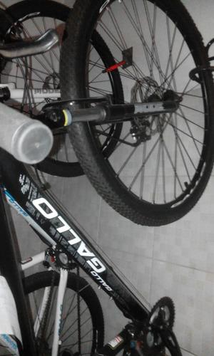 bike aro 26 gallo modelo novo 24 velocidades acera
