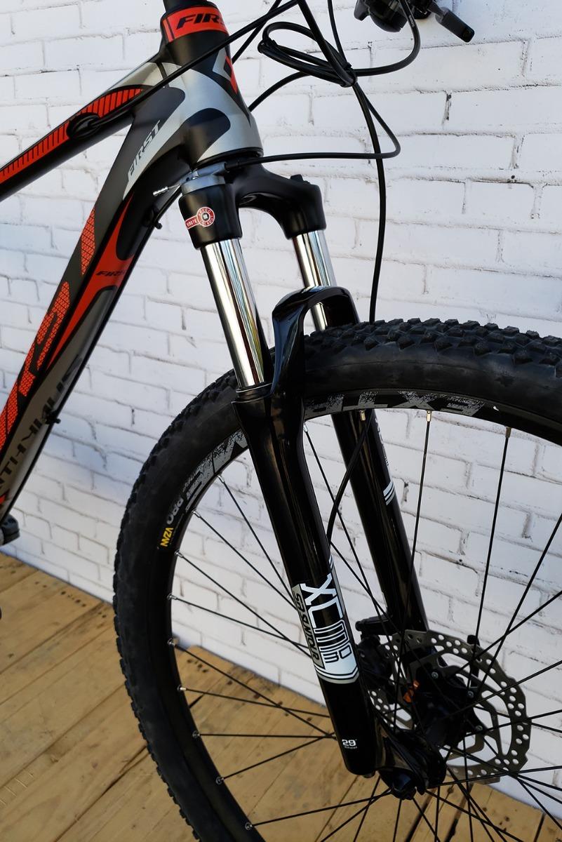 736854872 Bike Aro 29 First Athymus 27v Shimano Alivio Cabo Interno - R  3.590 ...