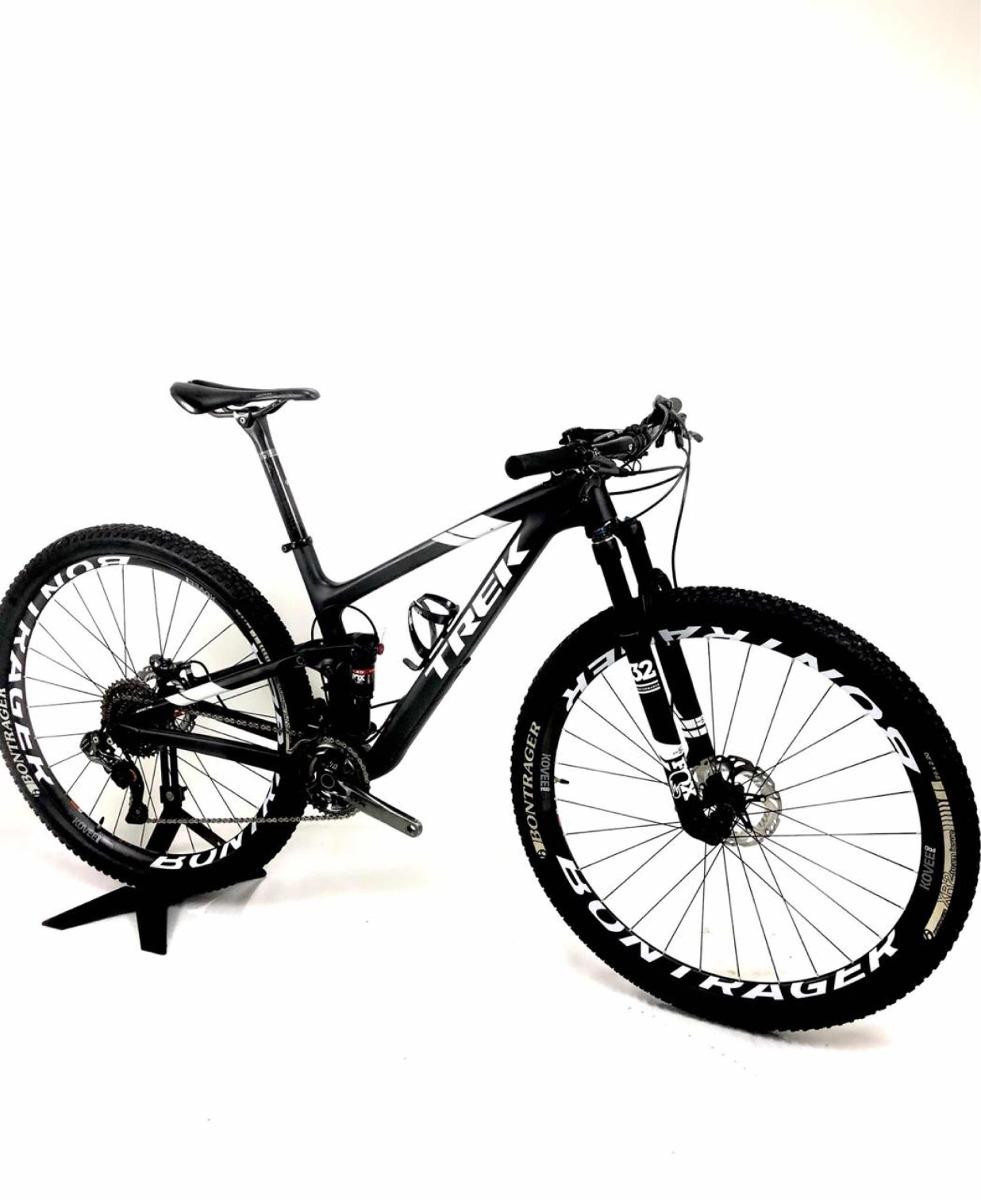 a2ca8e1fe bike aro 29 trek top fuel 9.8 xtr di2 2017. Carregando zoom.