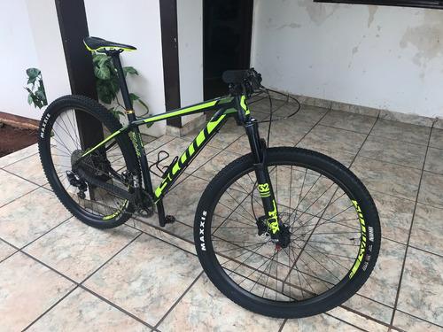 bike aro scott mountain