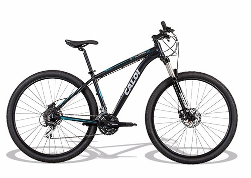 bike caloi explorer 20 29 24 velocidades t 19 r$ 1760
