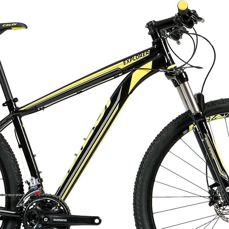 6e8a51ac0 Bike Caloi Explorer Comp 2018 T17 Aro 29 Hidraulico 24v - R  2.199 ...