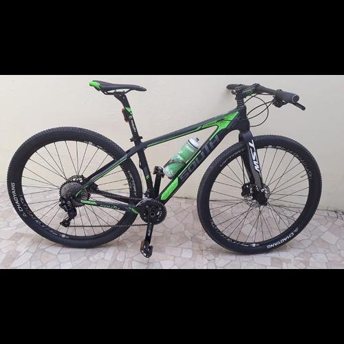 bike de carbono