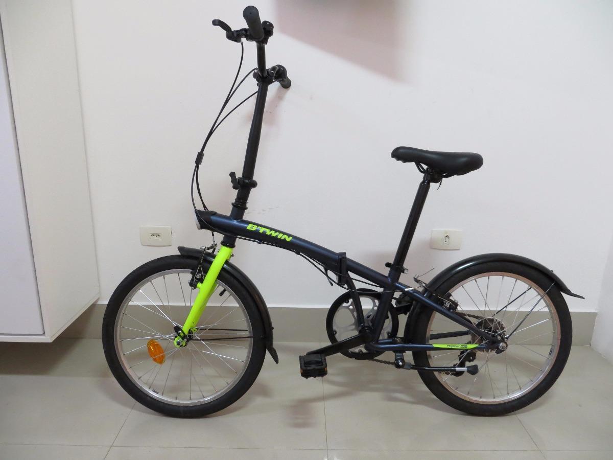 bike dobr vel btwin hoptown 320 usada 3x garantia vitalicia r em mercado livre. Black Bedroom Furniture Sets. Home Design Ideas