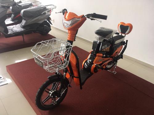 bike eletrica aima k8-f laranja