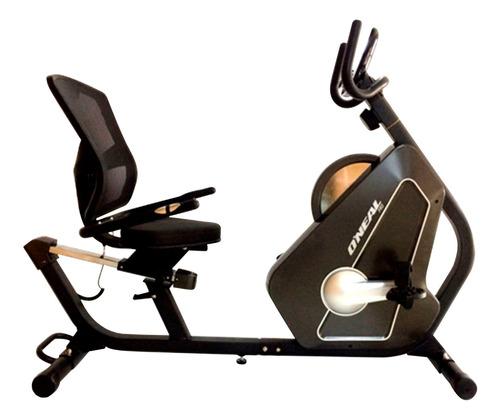 bike ergométrica horizontal semi-profissional o'neal tp720