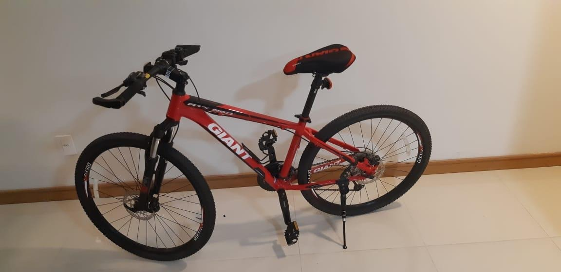 908f201444 Bike Giant Atx 870 Aro 27.5 Bicicleta Mtb Mountain Bike - R$ 2.100 ...