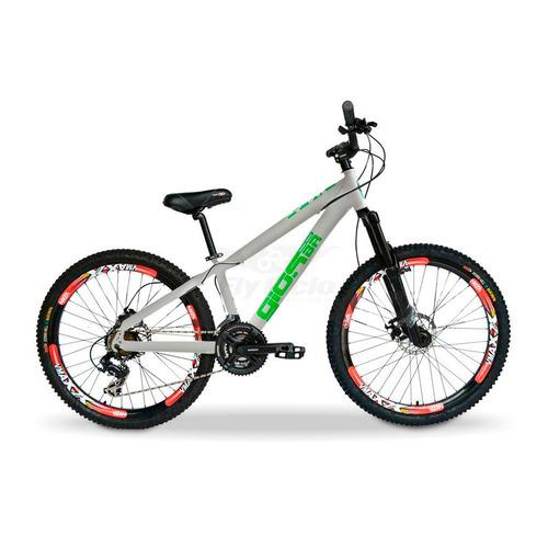 bike gios br 13 freeride shimano 21v vmaxx freio a disco bco