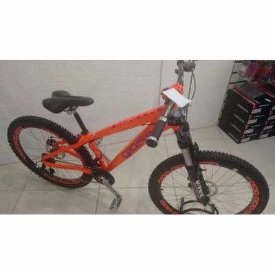 bike gios freeride 21v kit shimano freio à disco