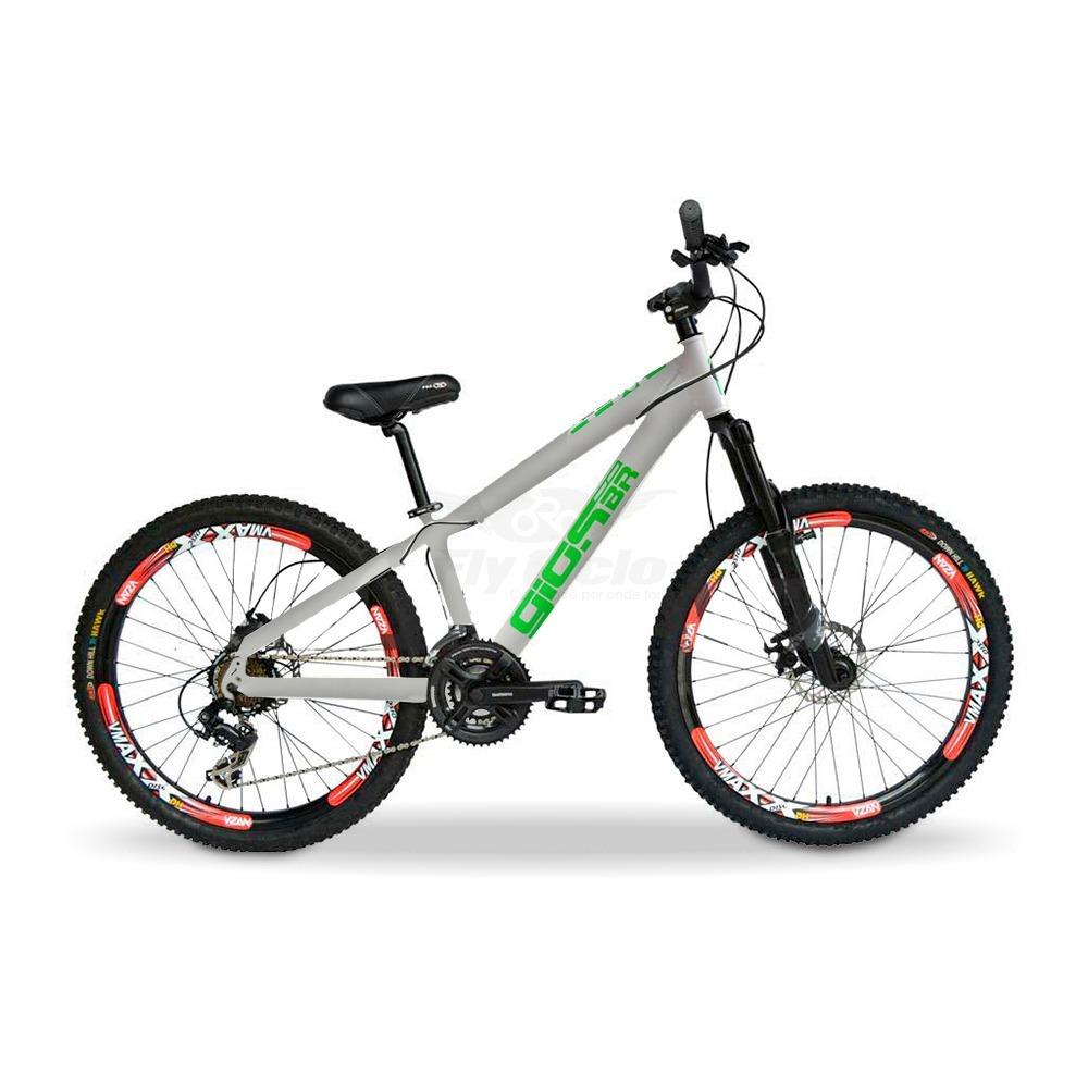 Bike Gios Frx Aro Vmaxx 26 Shimano 21v Freio Disco Vmaxx Bca R