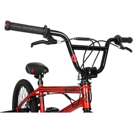 Bike Hiper 20 Nitro Circus Bmx Niños, Rojo - $ 147.598 en Mercado Libre