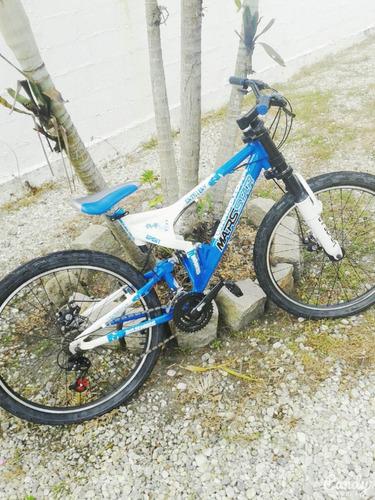 bike marstar nova em otimo estado