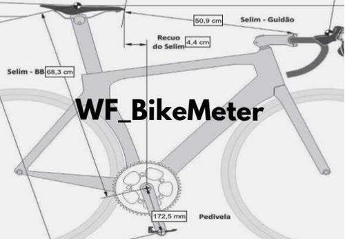 bike meter, bike fit, correção postura, ciclismo, mtb, speed