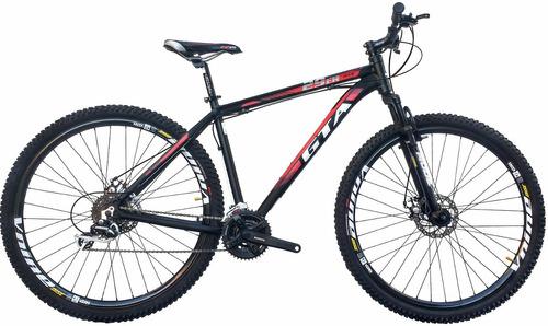 Bike Mtb Gta 29 Disco 24 Vel Cassete K7 Cambios Shimano R