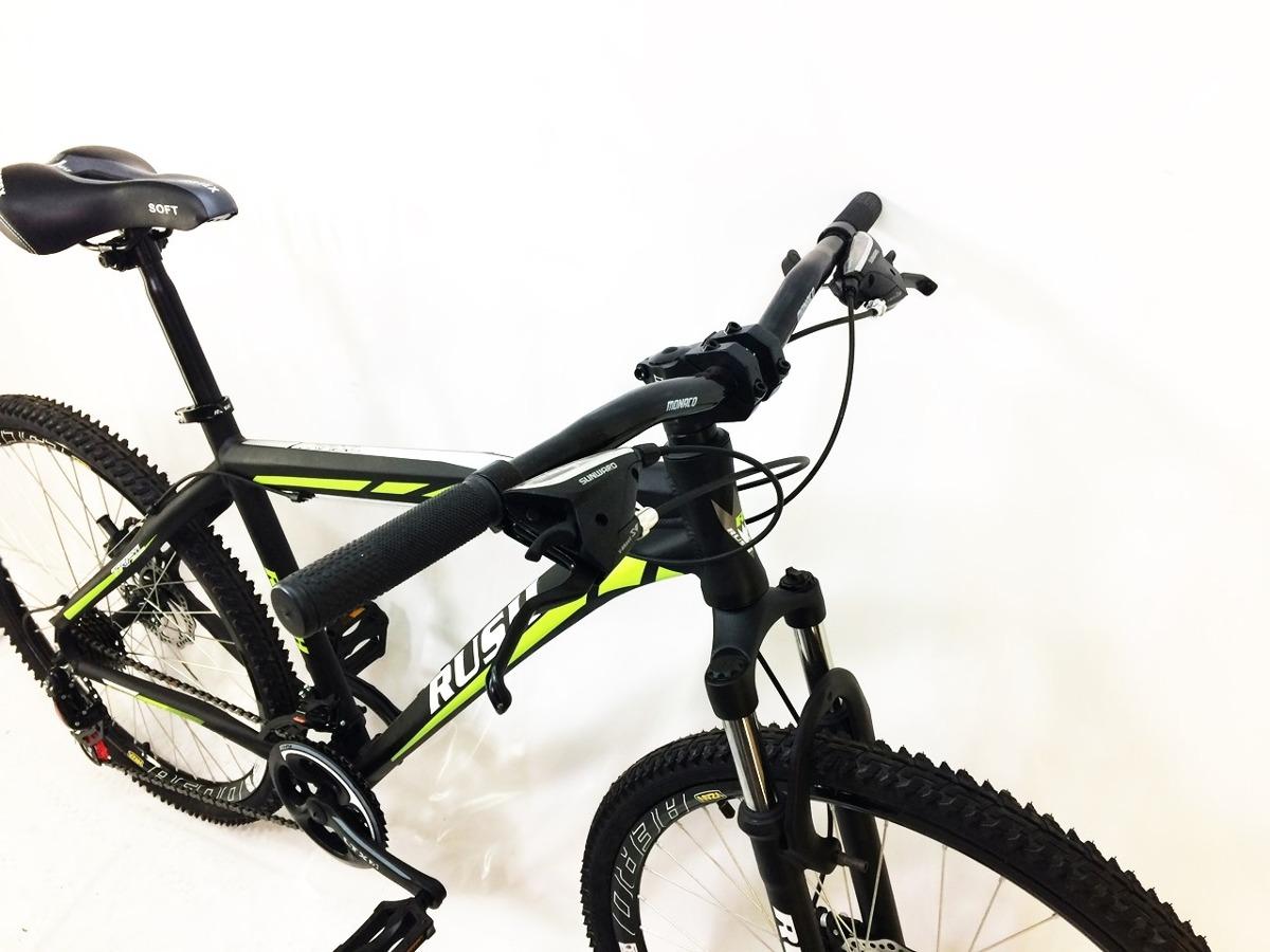 f7c023001 Bike Mtb Rush Trilha Freio A Disco 21 V - R  1.147