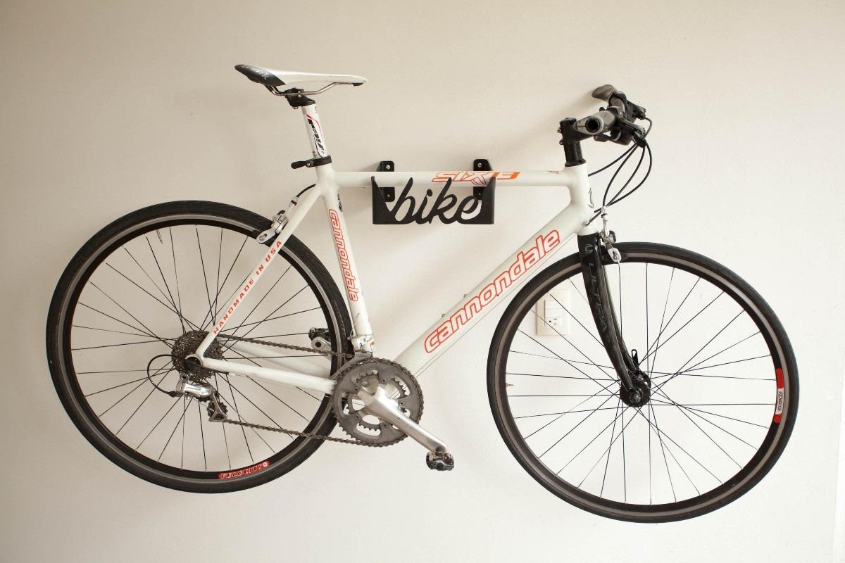 Bike rack soporte gancho para bicicleta en muro hechoenmex - Gancho bicicleta pared ...