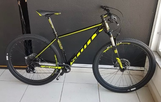 Bike Scott Scale 980 Modelo 2018 R 6 330 00 Em Mercado