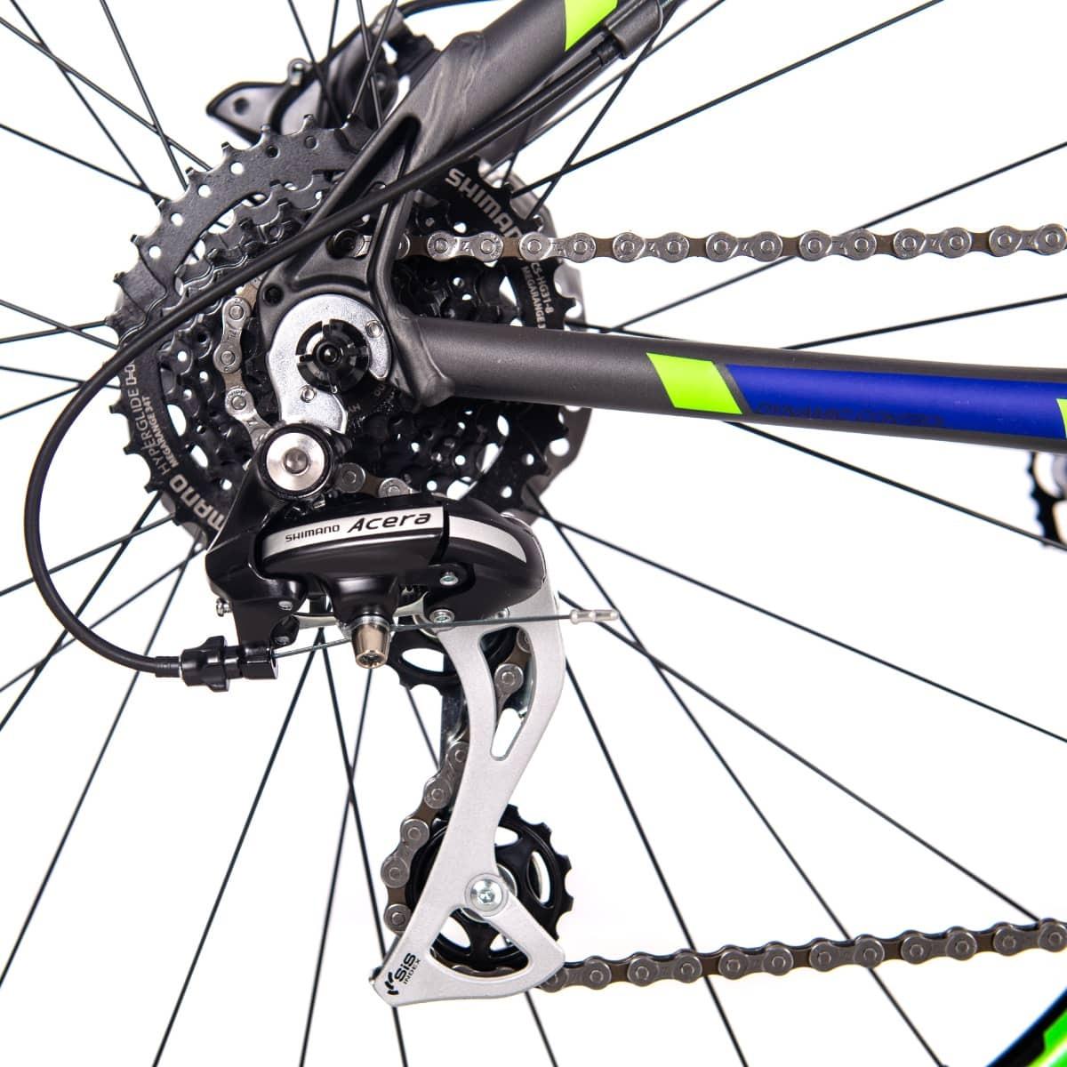 60a26eef1 bike sense fun 2019 24v shimano acera hidráulico + brinde. Carregando zoom.