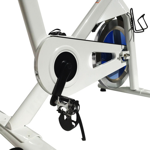 bike spinning profissional flywheel 18 kg suporta 160 kg
