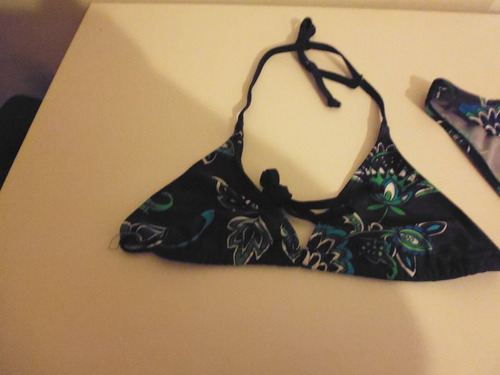 bikini de dos piezas con fantasìa