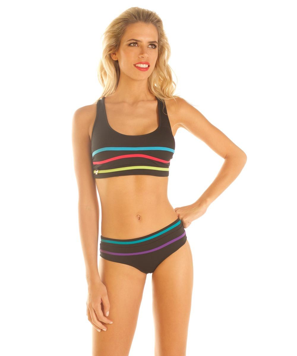 2912e806c086 Bikini Deportiva Tasa Soft 7135 Miró Sol