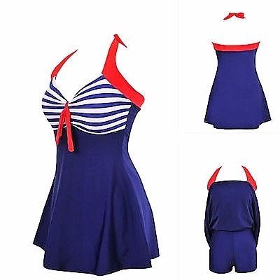 bikini diseño retro talla 3xl y 4xl