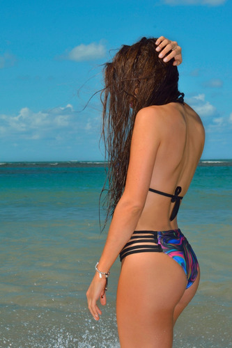 bikini ksi verano 2019 conjunto samoa