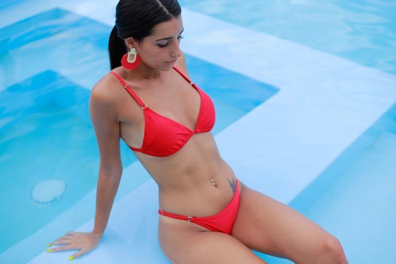 manola Bikinis Malla colales Carmela Bikini 2019 triangulito 4q53ARjcLS
