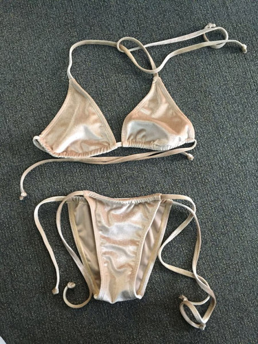 bikini mujeres elastico sexy dos piezas