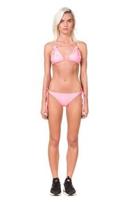e6c4f64ef859 Bikini Rosa Flash Bordada A Mano Lycra Soifer Verano Oferta!