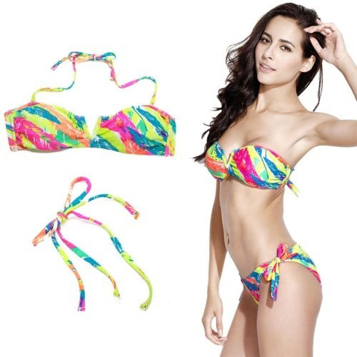 Bikini P Tapa Triángulo De Traje BañosGift Arriba 7Y6vIbfgy